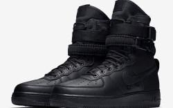 """Nike SF-AF1 """"Triple Black"""""""