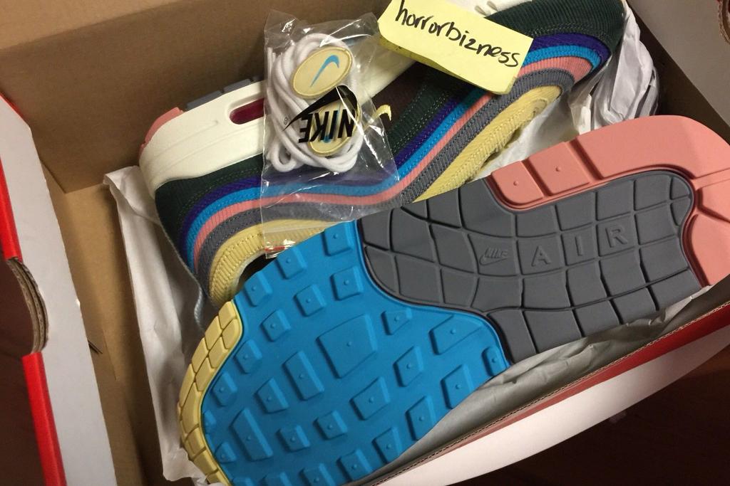 Sean Wotherspoon x Nike Air Max 1/97 VF