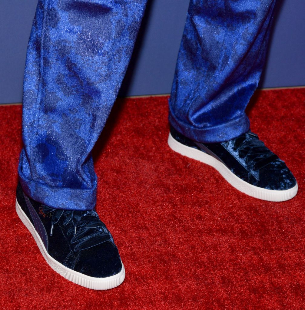 Walt Frazier31st Annual Footwear News Achievement Awards, Arrivals, New York, USA - 28 Nov 2017