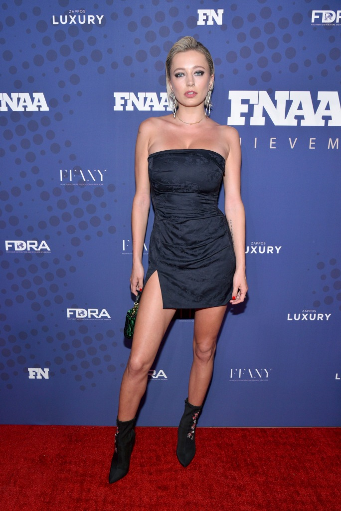 Caroline Vreeland31st Annual Footwear News Achievement Awards, Arrivals, New York, USA - 28 Nov 2017