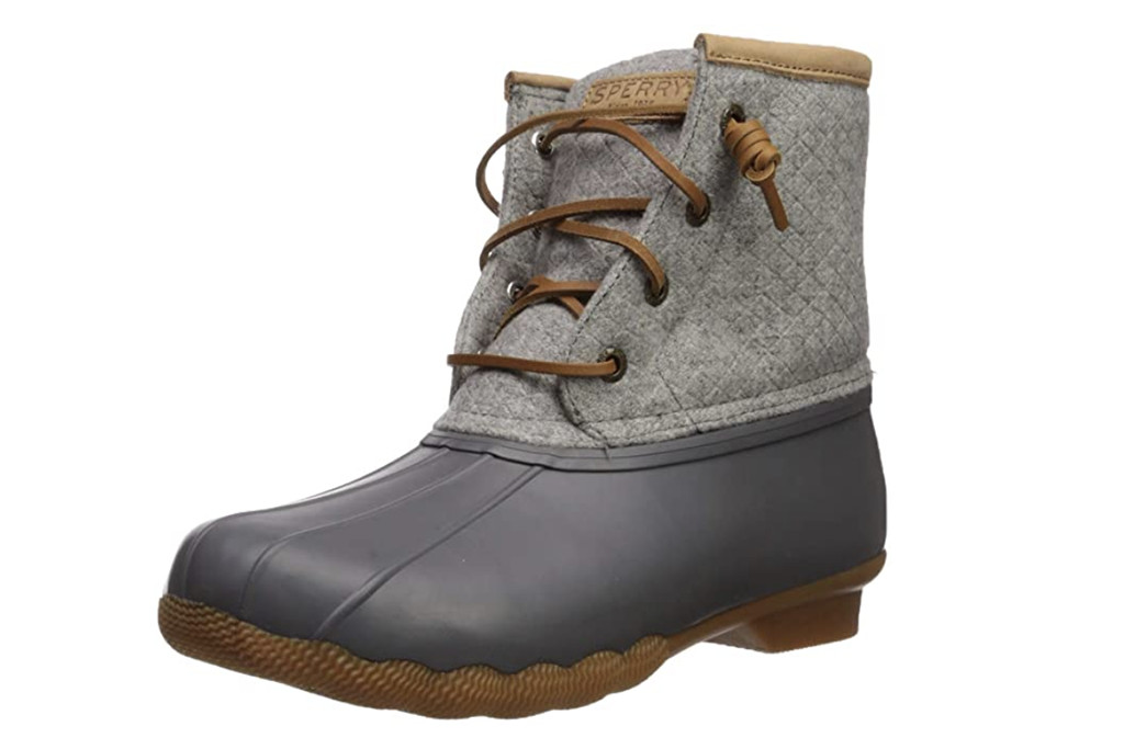 sperry salt walter boots, best winter boots for women, womens winter boots