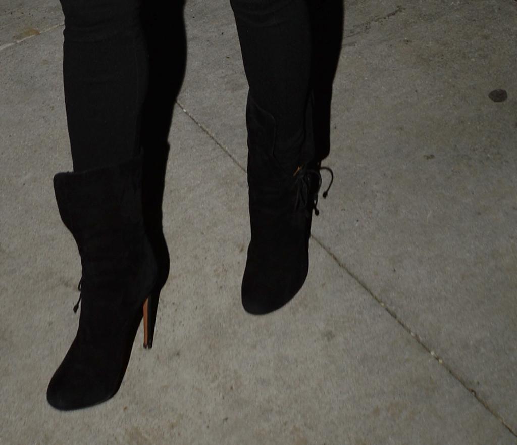 Eva Longoria, Alaia Boots