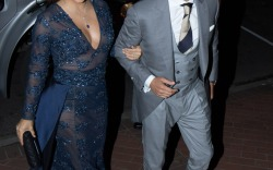 Serena Williams' Wedding: Guest Arrivals
