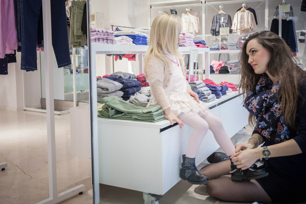 Study: Most Childrens' Shoes Are Probably Too Small, Wrong Size – Footwear  News