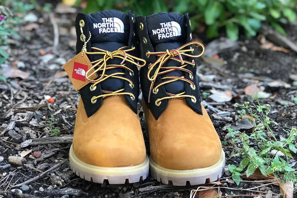 The North Face x Timberland Boots Are