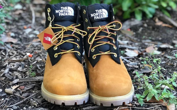 The North Face x Timberland 6-Inch Work Boot