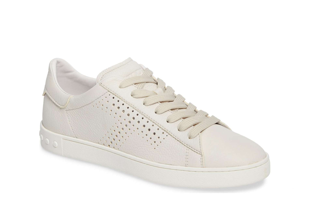 Tod's Perforated T Sneakers