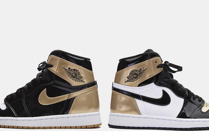 Union x Air Jordan 1 High OG Gold Top Three