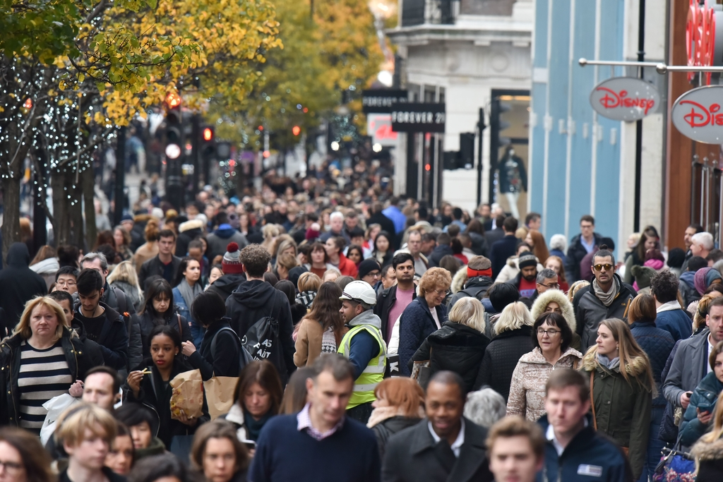 Black Friday Sales, London