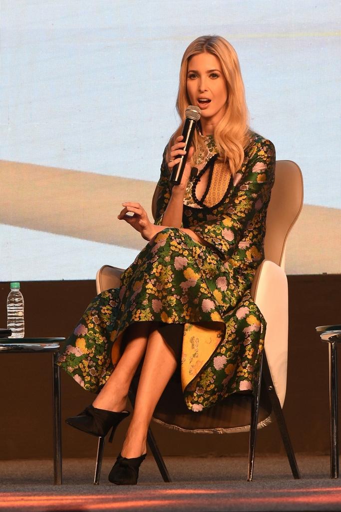 Ivanka Trump, Global Entrepreneurship Summit