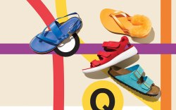 Spring 18's Most Colorful, Commuter-Friendly Comfort Shoes