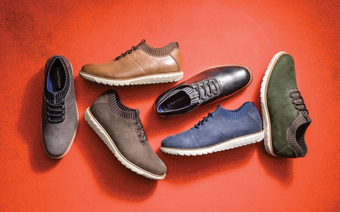 Hush Puppies Fall '18 Expert Collection