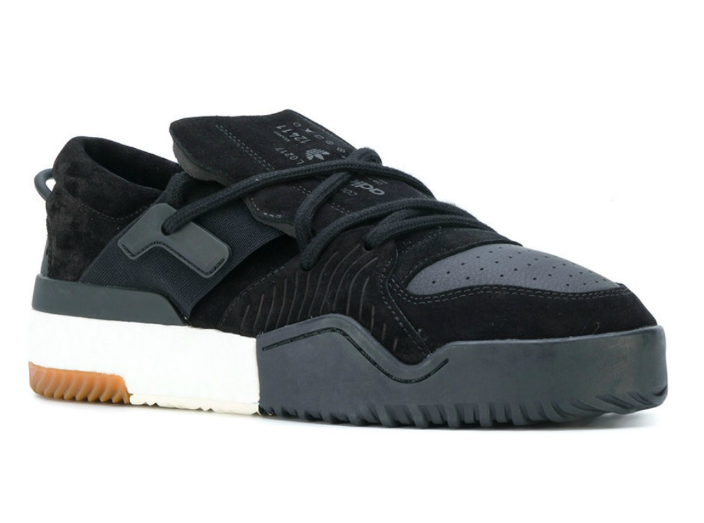 Adidas Originals By Alexander Wang Aw Bball Low Sneakers
