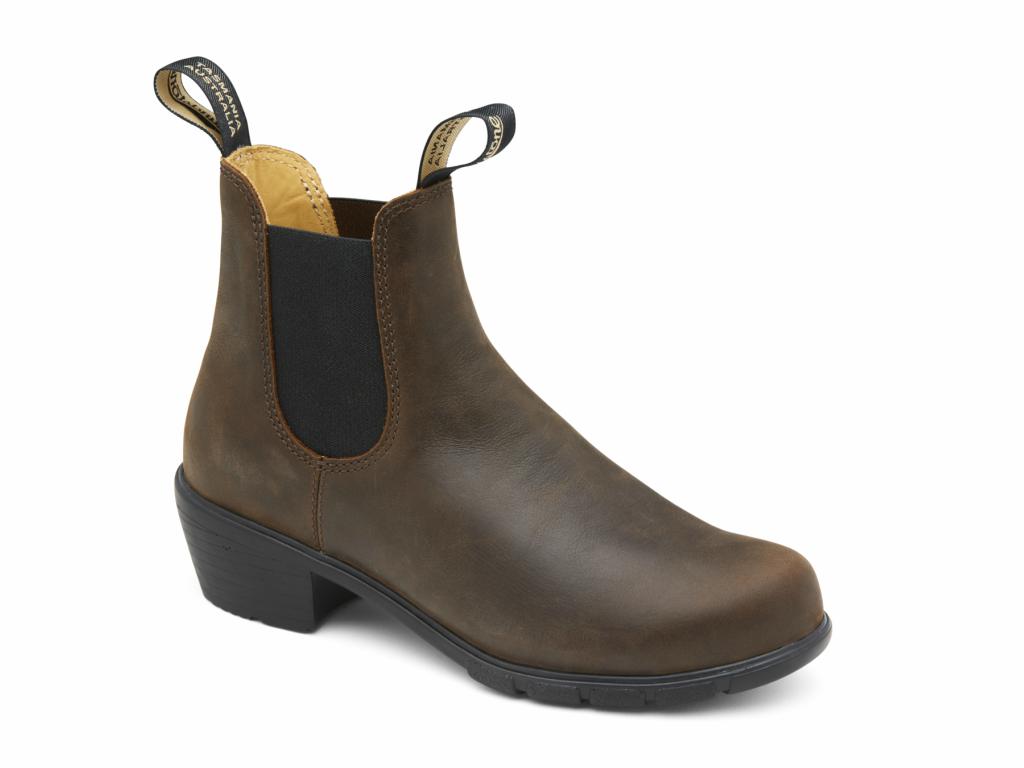 Blundstone block heel women's boot