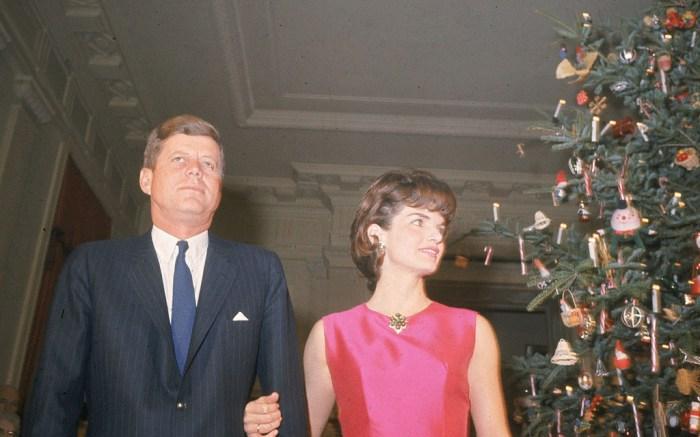 1962 Jackie Kennedy Christmas Tree