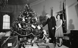 White House Holiday Celebrations Over the Years