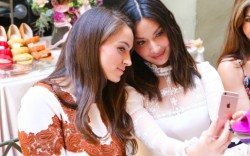 'Women with Sole' luncheon, chloe gosselin,