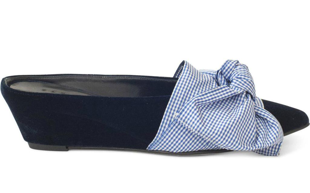 Trademark Velvet Adrien Tie Slide.