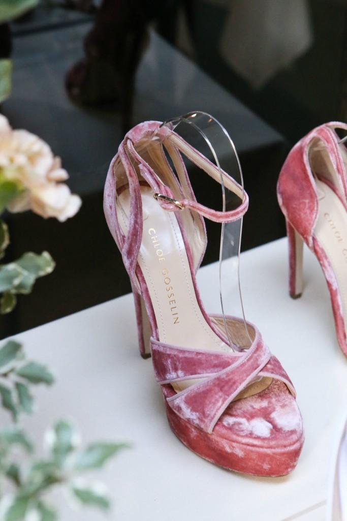 Chloe gosselin shoes