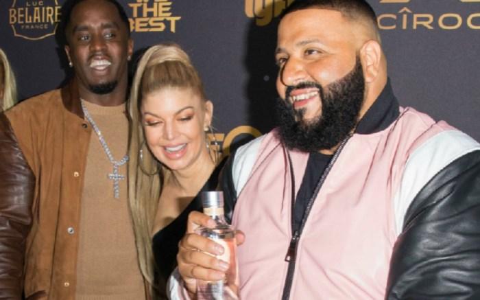 dj khaled, fergie, diddy, dj khaled birthday party