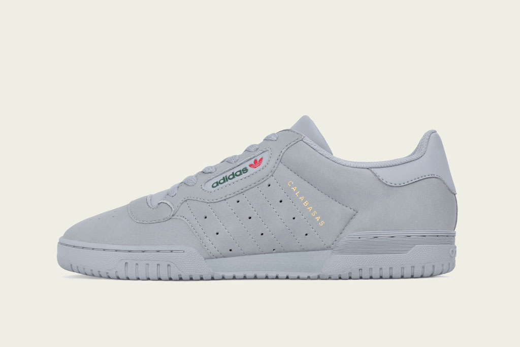 Adidas Yeezy Powerphase Gray