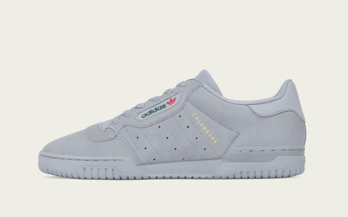 Adidas Yeezy Powerphase Gray