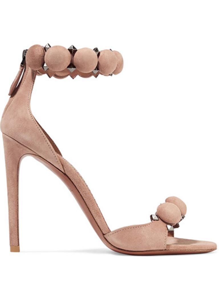 Alaïa Bombe sandal