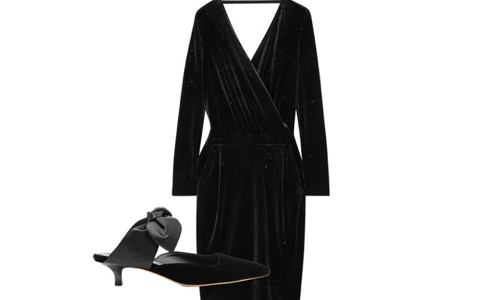 Holiday Office Party Outfit Ideas christmas dresses shoes