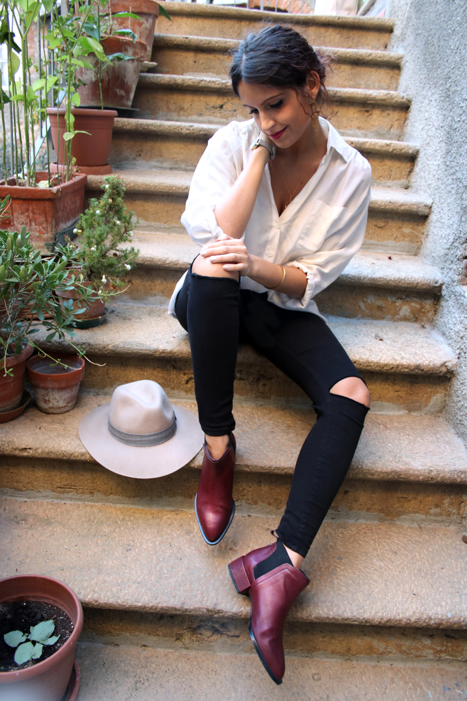 Arno Cooperative ankle boot