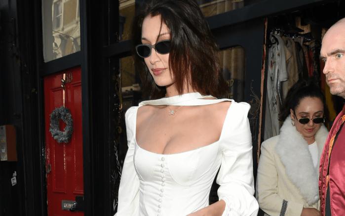 Bella Hadid Street Style Looks