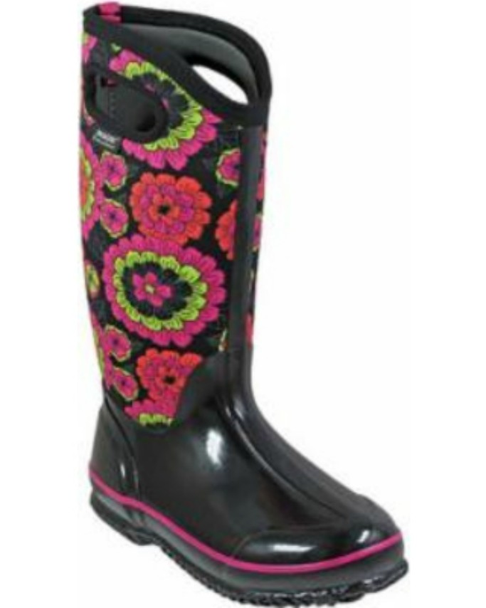 Bogs Classic Paisley Boot