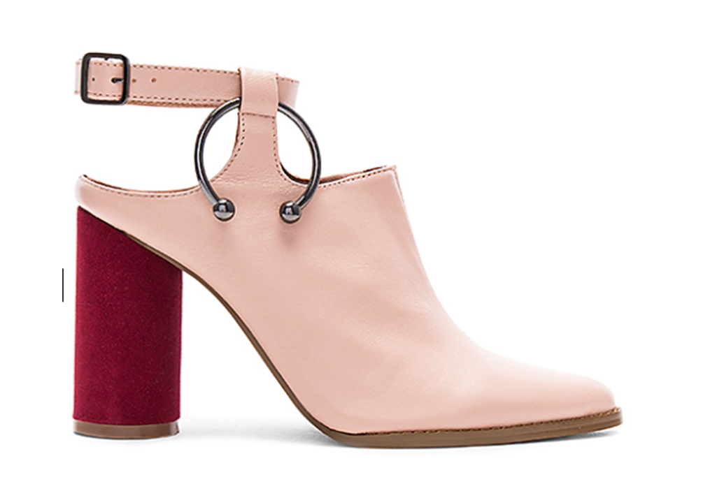 diverge, pink, block bootie, holiday gift guide