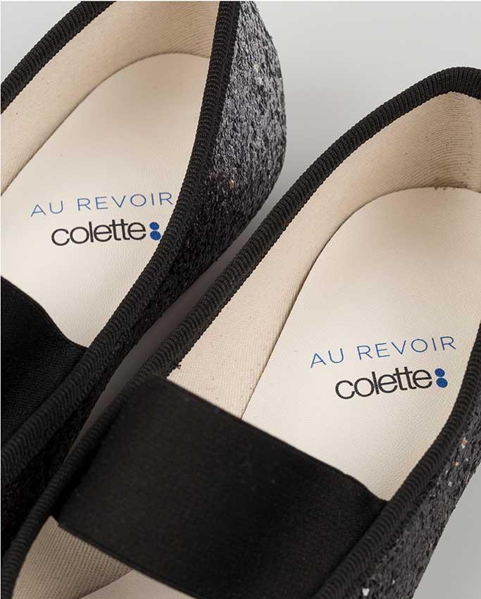 Repetto x Colette collaboration ballet pump
