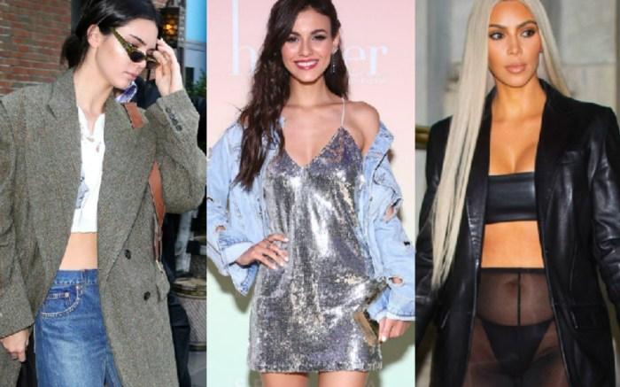 celebrity clear shoe trend