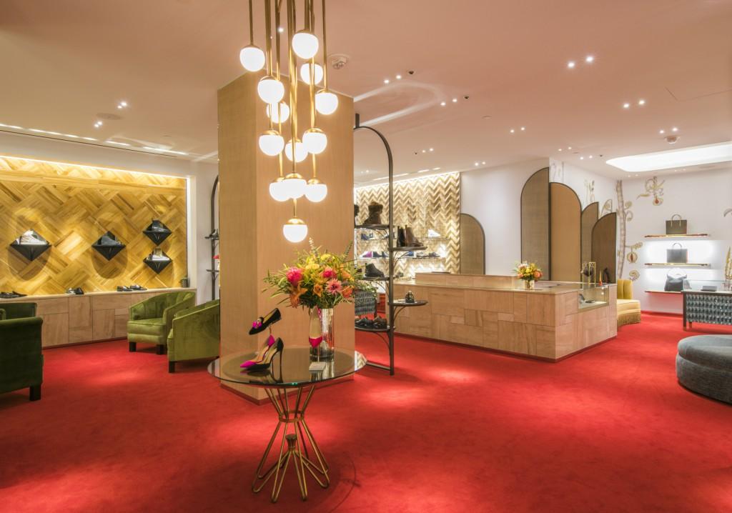 Christian Louboutin Boston Boutique