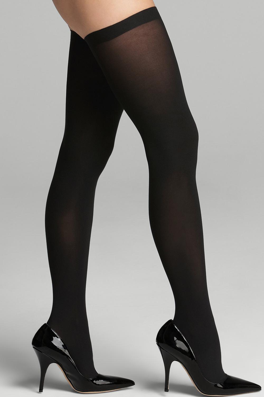 thigh high socks, commando, Thigh-High Sock Alternatives