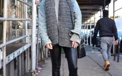 NYC Commuter Street Style