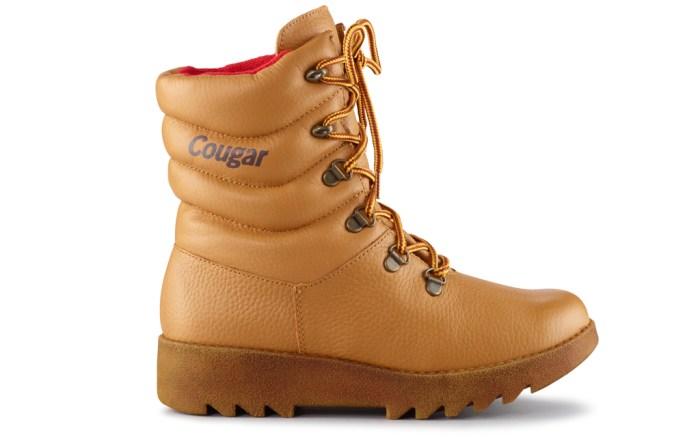 Cougar Pillow Boot