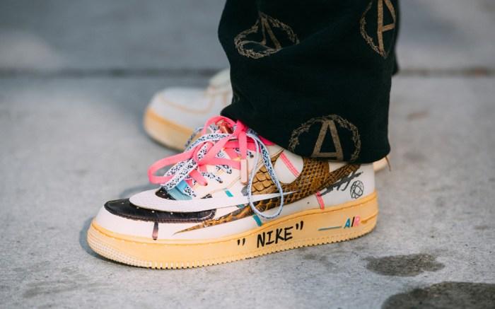 Sneakers, Nike, customized, Sneaker Con NYC