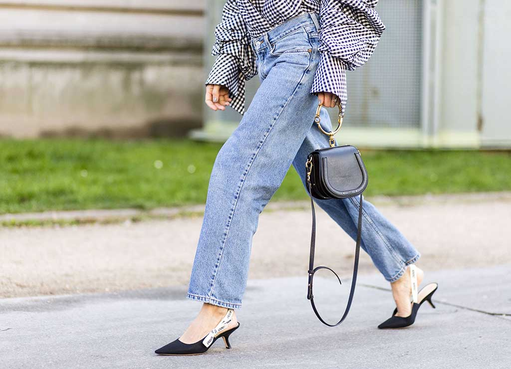 Top 2017 runway trends Dior logo