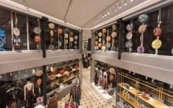 The Christian Dior Rue Saint Honoré