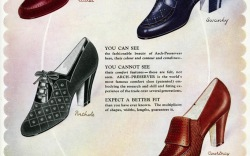 Shoe Advertisements From Over the Years