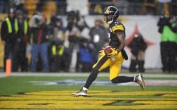Eli Rogers Pittsburgh Steelers Nike Alpha