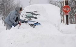 erie pennsylvania snow dec. 2017