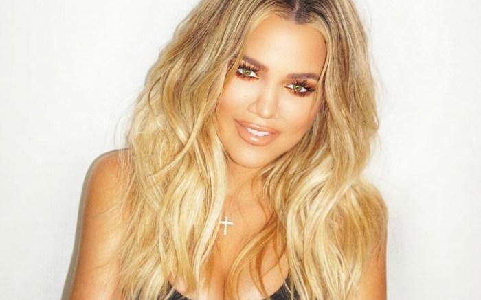 Khloé Kardashian shares selfie on Instagram