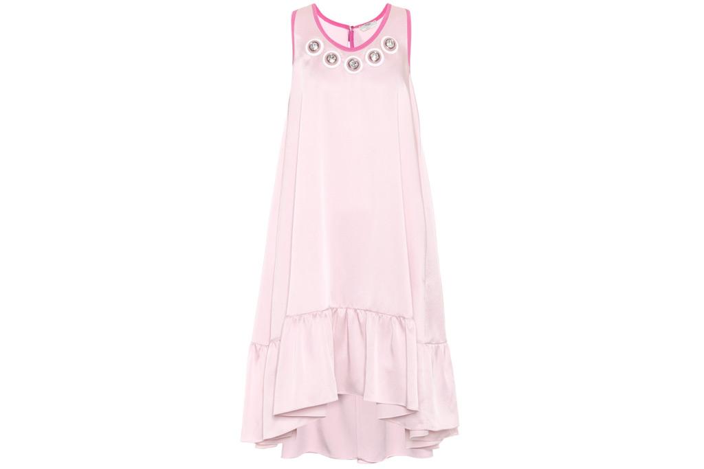 Fendi, myTheresa, satin dress