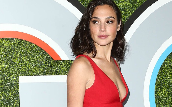 Gal Gadot GQ Men of the Year Awards Party
