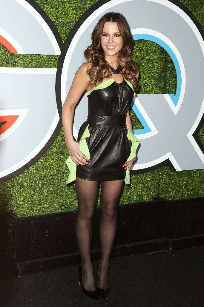 kate beckinsale, gq men of the year awards
