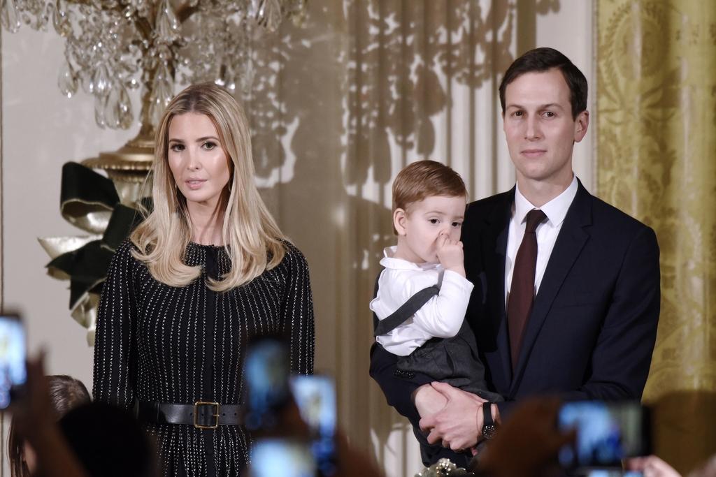 Ivanka Trump, Jared Kushner, White House, Hanukkah