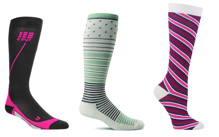 Compression Socks CEP Sockwell Think